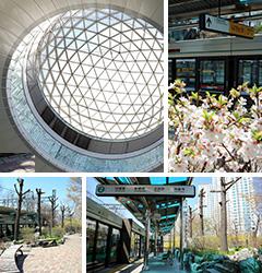 <br>首爾地鐵站結合地區特色再誕<br>生,讓你在等車期間也能來場<br>小旅行!