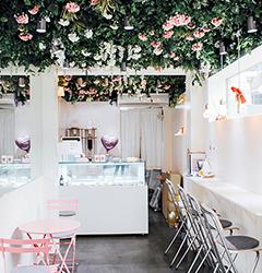 <br>首爾甜點名店推薦的春季餐點!