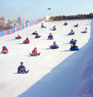 <br>12月25日~2月14日<br> 纛島, 汝矣島漢江公園雪橇場!<br> <br>