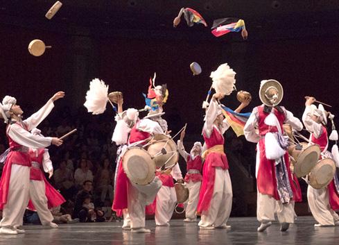 首爾農曆新年的豐富活動!